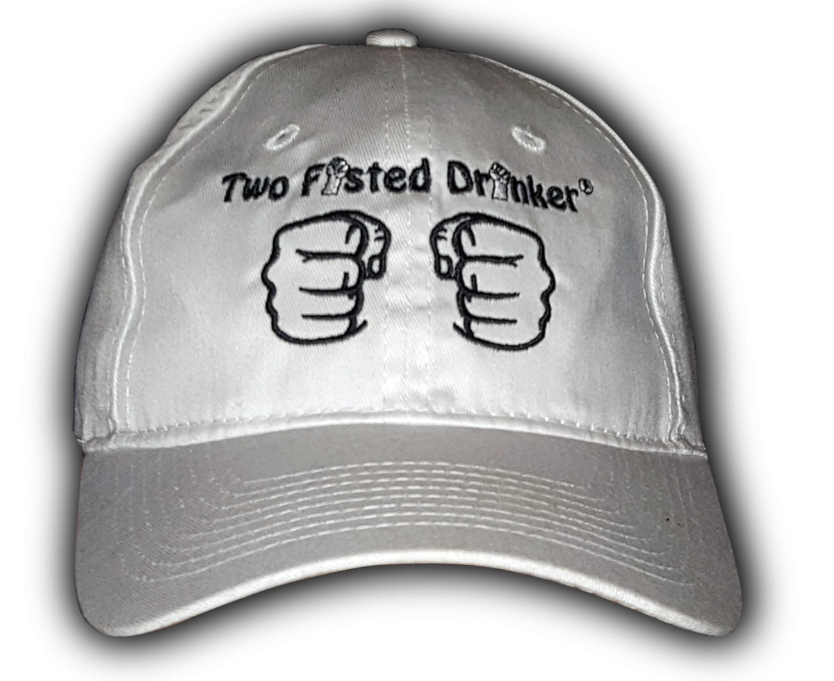 Two Fisted Drinker Baseball Cap - The Two Fisted Drinker Beer Mug